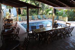Costa Verde Inn, Aparthotels  San José - big - 56