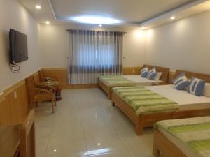 Ocean Park - So Vang Hotel