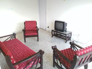 Quarto De Casa Vista, Bed and Breakfasts  Panaji - big - 13