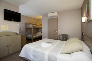 Le Maray, Hotels  Le Grau-du-Roi - big - 56