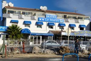 Le Maray, Hotels  Le Grau-du-Roi - big - 45