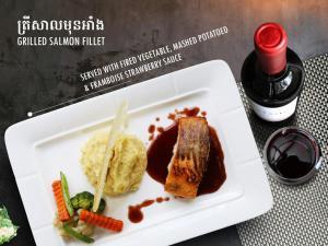 Yeak Loam Hotel, Отели  Banlung - big - 84