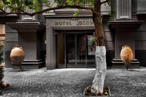 Solun Hotel & SPA, Hotels  Skopje - big - 120