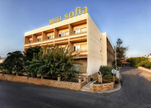 Sofia Hotel, Hotel  Heraklion - big - 65
