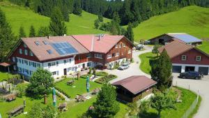 Luxus-Ferienwohnung Rupp - Grünenbach