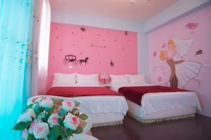 Rose Castle, Проживание в семье  Тайдун - big - 63