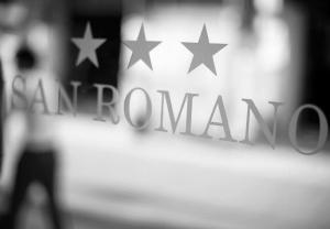 emblème de l'établissement Hotel San Romano