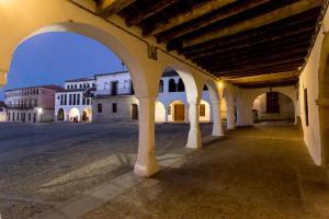 Hospedería Puente de Alconétar, Hotely  Garrovillas - big - 26