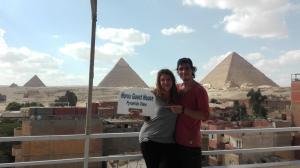 Horus Guest House Pyramids View, Hostince  Káhira - big - 95