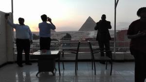 Horus Guest House Pyramids View, Hostince  Káhira - big - 87