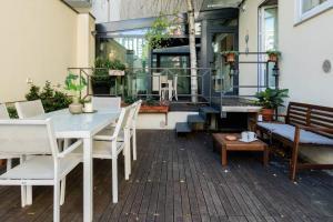 Hintown American Dream, Apartmanok - Milánó
