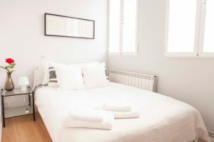My City Home Barrio de Las Letras, Apartmány  Madrid - big - 22