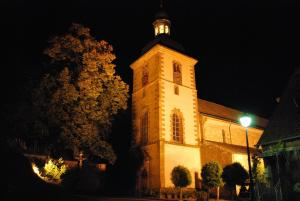 Kleiber, Hotel  Saint-Jean-Saverne - big - 32