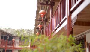 Yangshuo Dahuwai Camps Hotel, Hotel  Yangshuo - big - 17