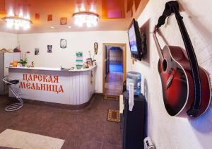 Sauna-Motel Tsarskaya Melnitsa - Oliki