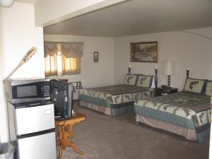 Rustlers Inn, Мотели  Prineville - big - 22