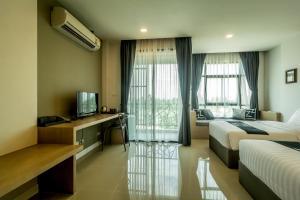 Triple Z Hotel, Hotely  Hua Hin - big - 23