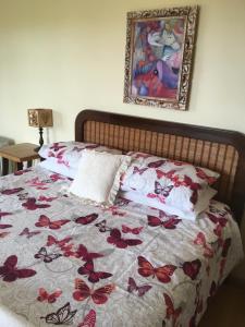 Sanctum Cottages, Vidéki vendégházak  Grabouw - big - 30
