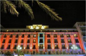 Hôtel Le Royal Promenade des Anglais, Hotel  Nice - big - 53