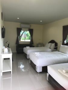 Sripiamsuk resort, Курортные отели  Ban Bang Phang - big - 42