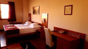 Diana Club Hotel, Hotely  Budapešť - big - 25