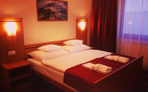 Diana Club Hotel, Hotely  Budapešť - big - 4