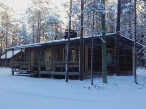 Ollilan Lomamajat, Holiday homes  Kuusamo - big - 25