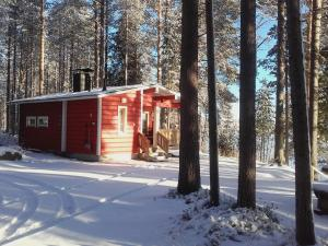 Ollilan Lomamajat, Holiday homes  Kuusamo - big - 51