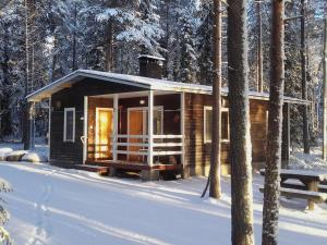 Ollilan Lomamajat, Holiday homes  Kuusamo - big - 35