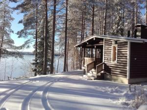 Ollilan Lomamajat, Holiday homes  Kuusamo - big - 63
