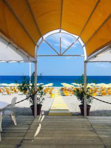 Hotel Villaggio Calaghena, Hotely  Montepaone - big - 16
