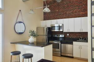 Two-Bedroom on Temple Place Apt 202, Ferienwohnungen  Boston - big - 44