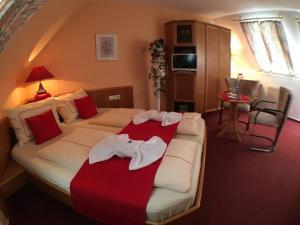 Ambiente Hotel Strehla, Hotel  Strehla - big - 8