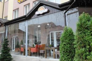Globus Hotel, Hotels  Ternopil' - big - 124
