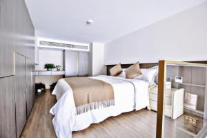 Wisetrip Riverside Apartments, Apartmanok  Hangcsou - big - 86