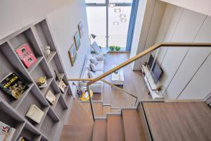 Wisetrip Riverside Apartments, Apartmanok  Hangcsou - big - 85
