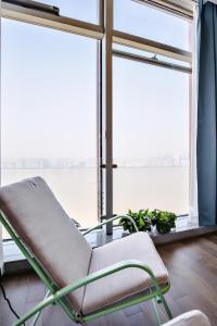 Wisetrip Riverside Apartments, Apartmanok  Hangcsou - big - 80