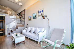 Wisetrip Riverside Apartments, Apartmanok  Hangcsou - big - 75