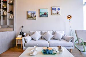 Wisetrip Riverside Apartments, Apartmanok  Hangcsou - big - 74