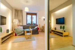 Rent like home - Apartament Koszykowa 3