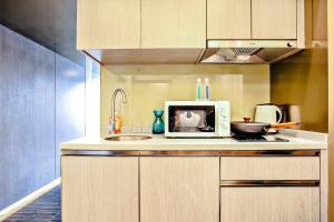 Wisetrip Riverside Apartments, Apartmanok  Hangcsou - big - 69