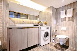 Wisetrip Riverside Apartments, Apartmanok  Hangcsou - big - 93