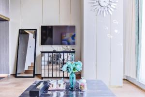 Wisetrip Riverside Apartments, Apartmanok  Hangcsou - big - 91