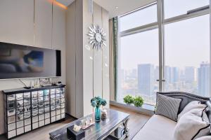 Wisetrip Riverside Apartments, Apartmanok  Hangcsou - big - 90