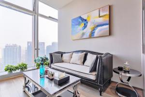 Wisetrip Riverside Apartments, Apartmanok  Hangcsou - big - 88