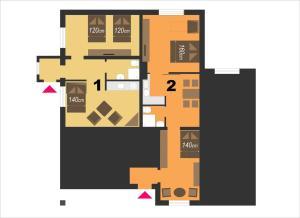 Apartamenty JJA