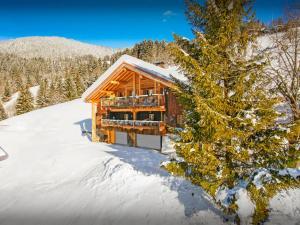 Location gîte, chambres d'hotes Chalet Le Meridien Etale - OVO Network dans le département Haute Savoie 74