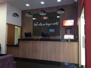 Stop Inn Cristiano Machado, Hotely  Belo Horizonte - big - 22