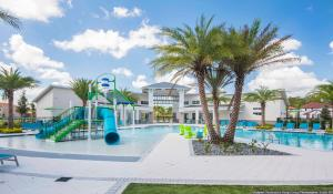 ACO PREMIUM - 8 Bd with Private Pool and Spa (1727), Prázdninové domy  Kissimmee - big - 9