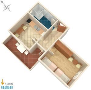 Apartment Hvar 5502b